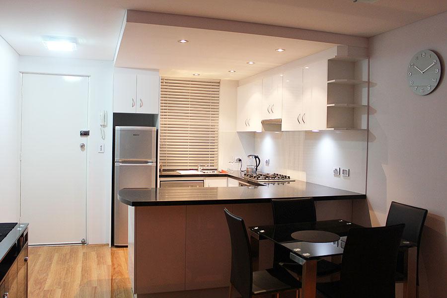 interior small flat refit