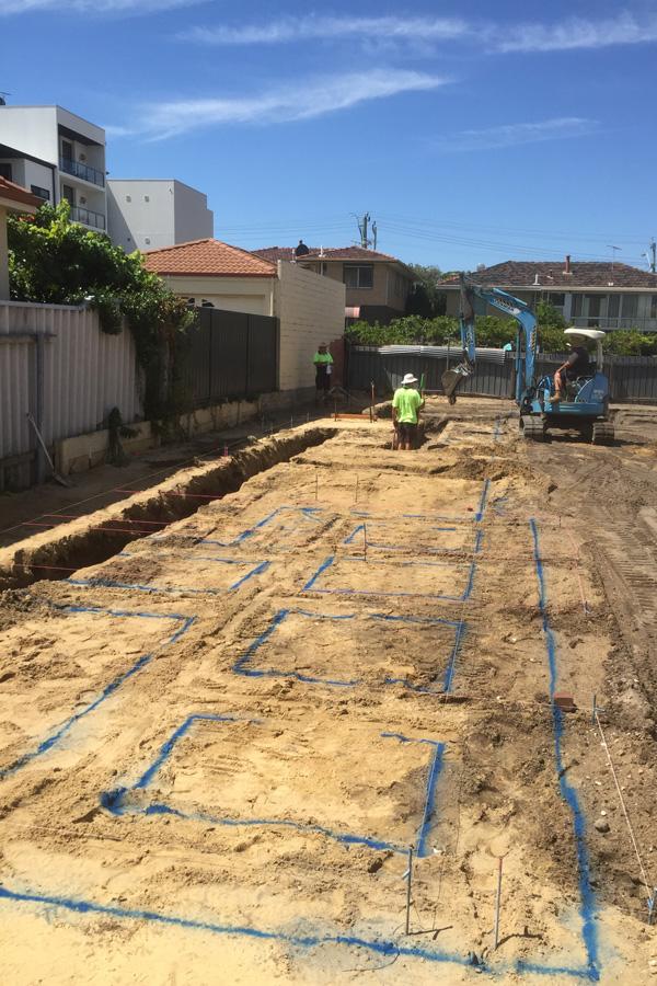 concrete tilt panel construction floor plan